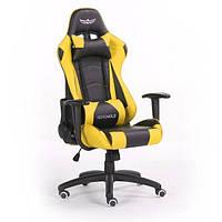 Крісла офісні крісло геймерське компютерне крісло з підніжкою