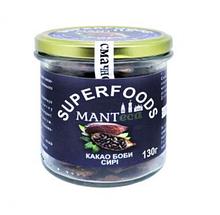 Какао боби сирі, Manteca, 130г