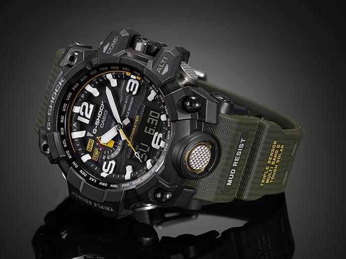 f9779c80 Casio GWG-1000-1A3 - купить наручные часы: цены, отзывы ...