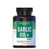 Часникове масло 500 мг капсули №120