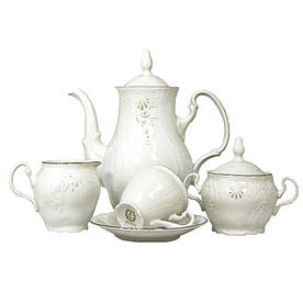 Набор кофейный 17 предметов Bernadotte Невеста Thun 3632021-17-769