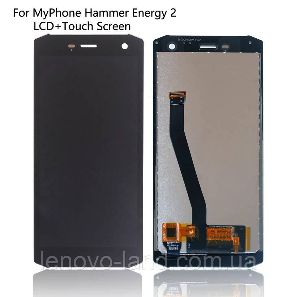 "HAMMER Energy 2 - 5.5"" дисплей+сенсор Модуль Оригинал"