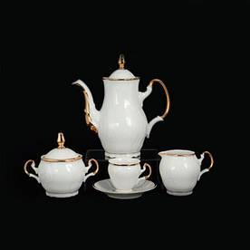 Набор кофейный 17 предметов Bernadotte Thun 180018-17-К