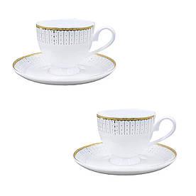 Чайный набор 4 предмета 250 мл Interos SX-04-4
