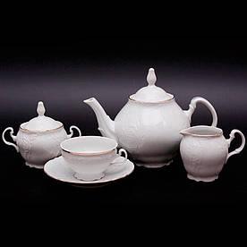 Сервиз чайный 17 предметов Bernadotte Thun 311011-17-Ч