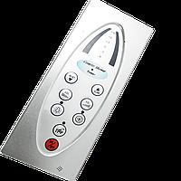 Блок управления, пульт душевой кабины кнопочный с радио и телефоном. ( 014 )
