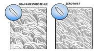 Технология Zero Twist (ZT) для полотенец из Индии.