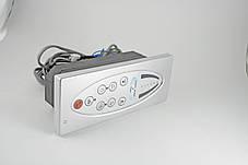 Блок управления, пульт душевой кабины кнопочный с радио и телефоном. ( 014 ), фото 2