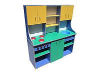 """Игровая мебель для детского сада """"Кухня """"Мальвина"""""""