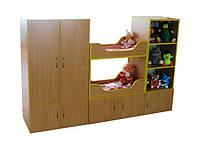 """Шкаф для детей """"Стінка лялькова"""""""