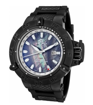 Мужские часы Invicta 0736 Subaqua Noma III GMT