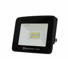 Прожектор светодиодный ЕВРОСВЕТ 20Вт 6400К EV-20-504 STAND 1600Лм
