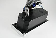 Блок управления, пульт душевой кабины кнопочный с радио и телефоном. ( 014 ), фото 3