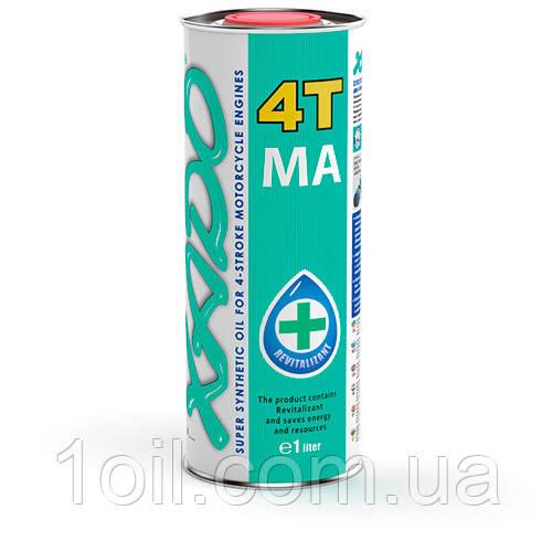 Масло моторне ХАДО 4т 1l