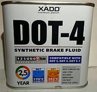 ХАДО Тормозная жидкость DOT-4 0.5л