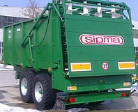 Навозоразбрасыватель Sipma Tornado 12 тонн