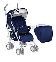 Детская коляска Bertoni iMove Blue с чехлом