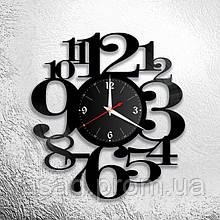 Годинник з оргскла настінний 3D Код-11108