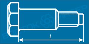 Как определить длину болта для отверстий из-под развертки