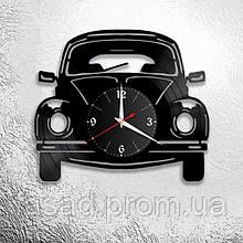 Годинник акриловий настінний 3D (Авто) Код-11125