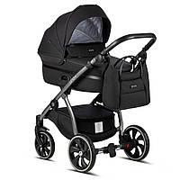 Детская универсальная коляска 2 в 1 Tutis Uno Plus Charcoal/100, фото 1