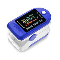 Пульсоксиметр - измеряет пульс и количество кислорода в крови