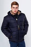 Мужская куртка теплая с мехом Bigline
