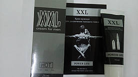 XXL Power Life HOT - Возбуждающий крем для мужчин (XXL Павер Лайф Хот) #E/N