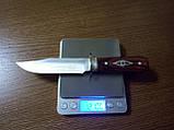 Нож охотничий тактический Columbia USA K306C +чехол, фото 2