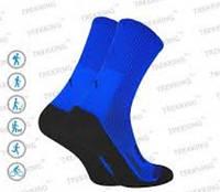 Функціональні анатомічні шкарпетки MidDry (40-43) М чорно-сині.