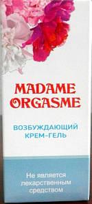 Madame Orgasme - возбуждающий крем-гель (Мадам Оргазм) #E/N