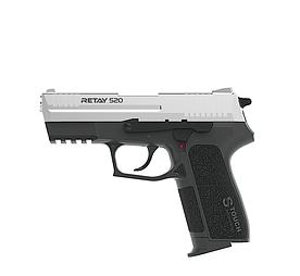 Пістолет стартовий Retay S20 Колір - chrome S530101C