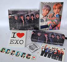 K-pop набір EXO