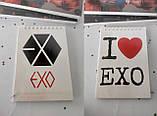 K-pop набір EXO, фото 4