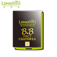 Пудра компактная Lohashill B.B. Pact Calenduls № 21