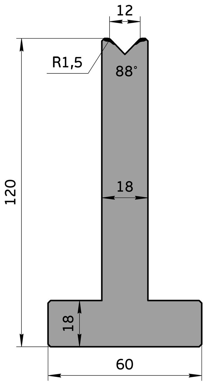 Матрица М.568.88.С (835мм)