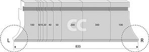 Пуансон Р.900.81.С (835мм), фото 3