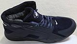 Ботинки зимние мужские кожаные от производителя модель ВР705-4, фото 5