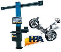 Стенд развал схождения 3D HPA. HUNTER Hoffman