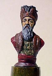 Кінна мініатюра Козак | Масштаб 1:32 | Студія мініатюри GD
