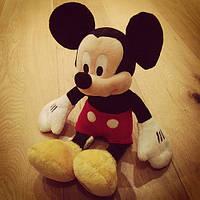 Мягкая игрушка Дисней красная (Disney) Микки Маус Mini Bean Bag - 9''—  22 см