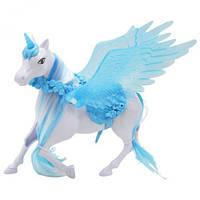 """Пластиковая лошадка """"Пегас"""", белый, лошадки пони,детские игрушки,пони,лошадка"""