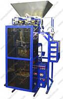 Фасовочный автомат с весовым дозатором для упаковки в стики