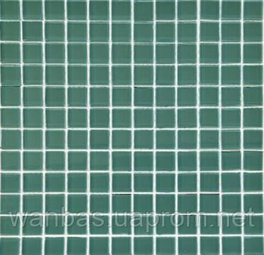 Одноцветная Китайская  стеклянная мозаика B 029