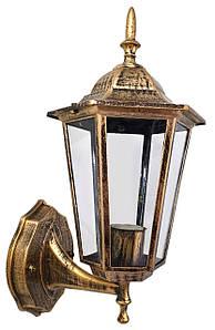 Фонарь настенный 9029-w/s-p Золото 35х15х20 см.