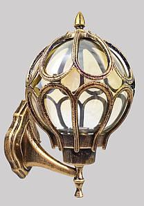 Фонарь настенный 714-b/m-p Золото 35х20х25 см.