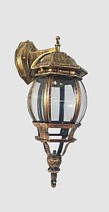 Фонарь настенный 9024-w/s-p Золото 44х16х20 см.
