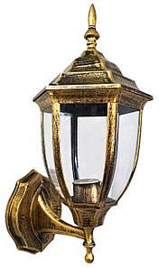 Фонарь настенный 9027-w/s-p Золото 37х15х20 см.