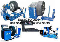 Оборудование для грузового шиномонтажа, грузовой шиномонтаж