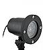 Проектор лазерный Strahler Schneeflocke LED разноцветные движущиеся фигурки (6), фото 2